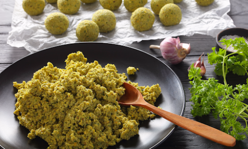 The Healthy Falafel Recipe You Have To Try