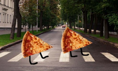 Finally There's An App That Lets You Add Pizza To All Your Photos