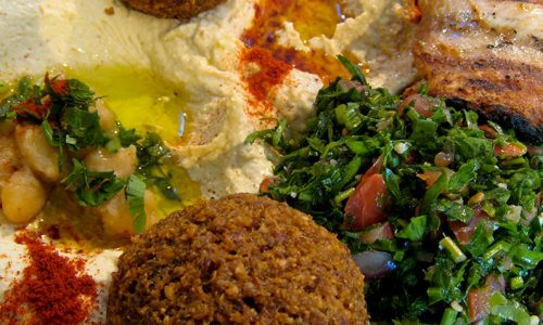 5 Examples of Lebanese Street Food That You Want Right Now