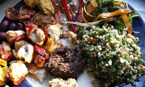 Is Lebanese Food Healthy? | The Benefits of a Lebanese Diet